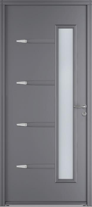 Poser installer r nover portes d 39 entr e tfs for Renover porte entree