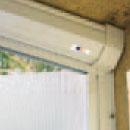 Moustiquaire enroulable pour fenêtre