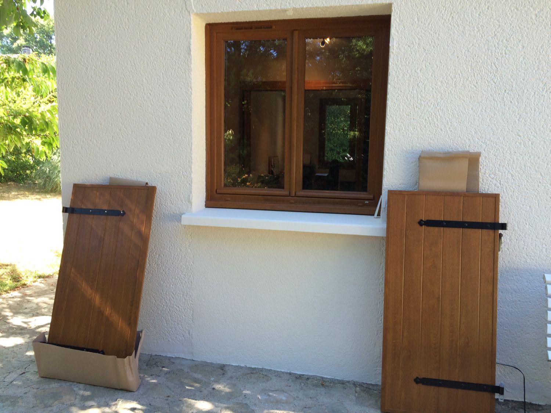 Transformation Dune Porte Fenêtre Par Une Fenêtre Par Tfs à