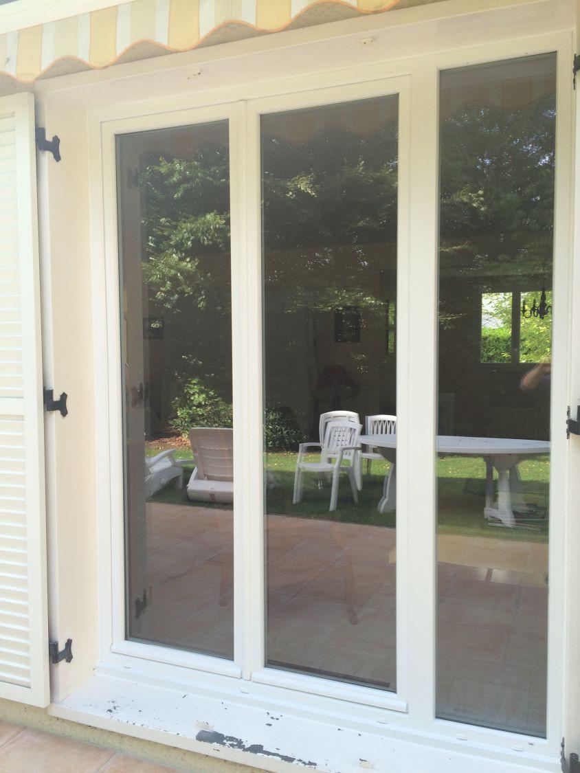 fenetre pvc pose en neuf maison type phoenix chelles 77 par tfs lieusaint 77. Black Bedroom Furniture Sets. Home Design Ideas